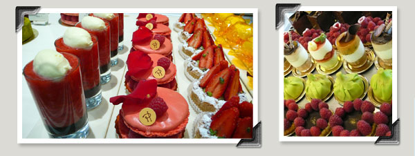 The Art of the Patisserie